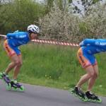 Półmaraton na Rolkach Stolno impreza dla Rolkarzy rolki szybkie wrotkarstwo rolkarstwo Podejmij wyzwanie SkieraMedia PlichWyscig MapleSkate BDC Mapei Roller Team Chojnacki Baran