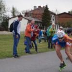 Półmaraton na Rolkach Stolno impreza dla Rolkarzy rolki szybkie wrotkarstwo rolkarstwo Podejmij wyzwanie SkieraMedia PlichWyscig MapleSkate Rollerblade Mizuno Finisz