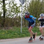 Półmaraton na Rolkach Stolno impreza dla Rolkarzy rolki szybkie wrotkarstwo rolkarstwo Podejmij wyzwanie SkieraMedia PlichWyscig MapleSkate Rollerblade Mizuno MapleGold