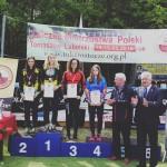 Rolki jazda szybka Uliczne Mistrzostwa Polski Tomaszów Lubelski Klub Orlica