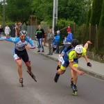 Rolki szybkie wyścig cyklu pucharu Kszub Rozłazino 2016 Team www.PlichWyscig.pl Roll4life Sklep z Rolkami i łyżwami Poznań 9 Północna tel 607436892