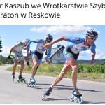 Puchar Kaszub w jeździe szybkiej na rolkach PlichWyscig K2 Rollerblade Poland 2016 Reskowo